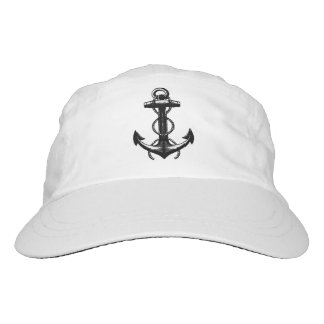 Anchor Sway™ Black Anchor Hat