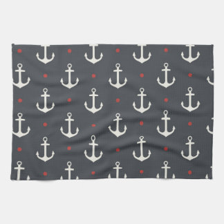 anchor towel