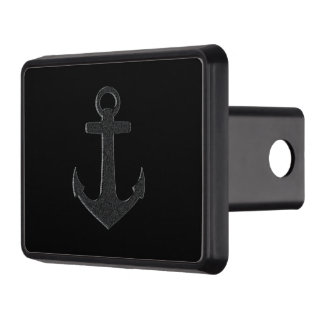 Anchor Trailer Hitch Cover