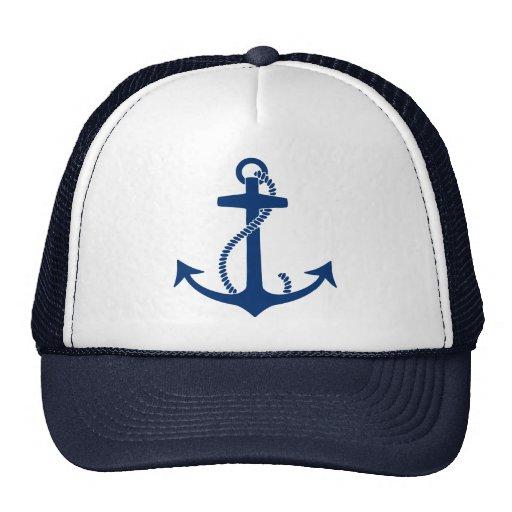 Anchor Trucker Hats