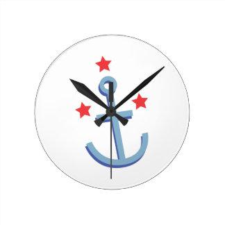 Anchor Wallclock