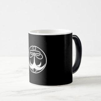 Anchor with rope magic mug