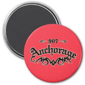 Anchorage 907 3 inch round magnet