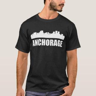 Anchorage AK Skyline T-Shirt