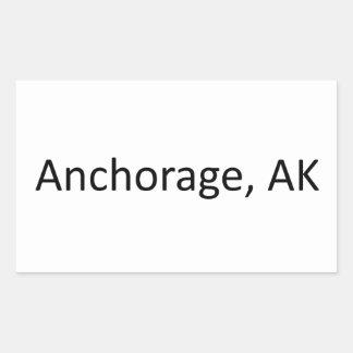 Anchorage, AK Sticker