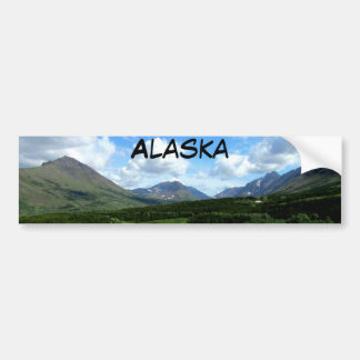 Anchorage Alaska Bumper Sticker
