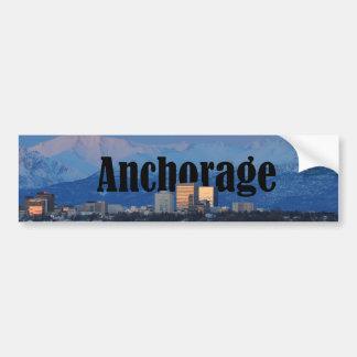 Anchorage Alaska Bumper Sticker