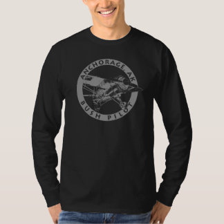 Anchorage, Alaska Bush Pilot Long Sleeve Shirt