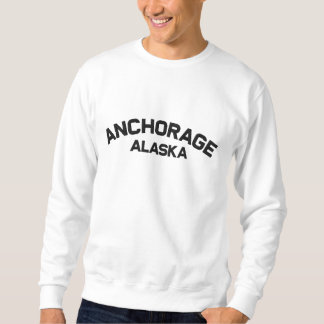 Anchorage Alaska Embroidered Shirt