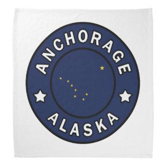 Anchorage Alaska Head Kerchief