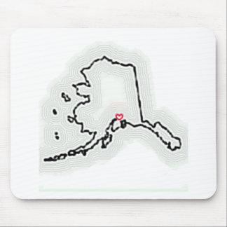 Anchorage Alaska Keepsake! Mousepads