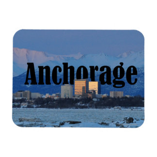 Anchorage Alaska Magnet