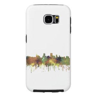 Anchorage Alaska Skyline SG-Safari Buff Samsung Galaxy S6 Cases