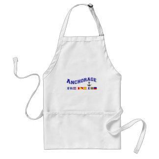 Anchorage, Alaska Standard Apron