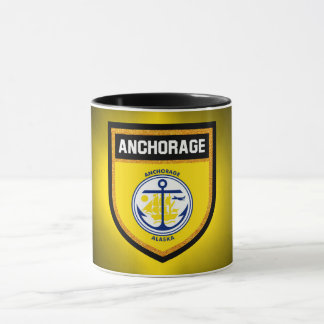Anchorage Flag Mug