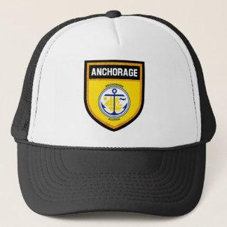 Anchorage Flag Trucker Hat