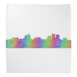 Anchorage skyline bandana