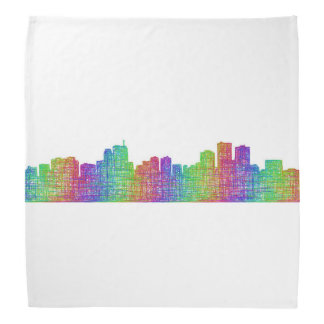 Anchorage skyline kerchiefs