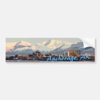 Anchorage sticker
