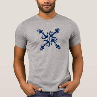 Anchored anchor T-Shirt