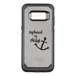 Anchored in Christ OtterBox Commuter Samsung Galaxy S8 Case