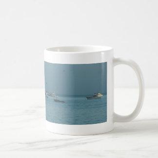 Anchored in Morro Bay Coffee Mug