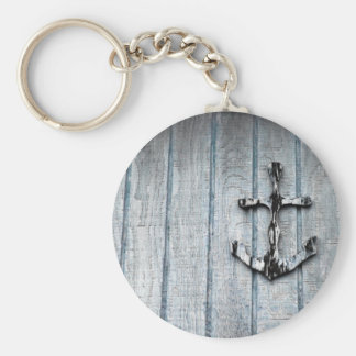 Anchored Keychain