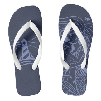Anchored to Love Sandals Flip Flops