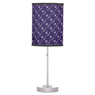 Anchors Away Lamp (Lite Print)