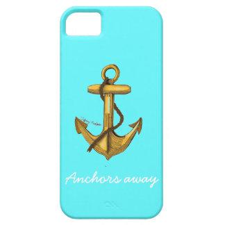 """Anchors Away"" Phone Case"