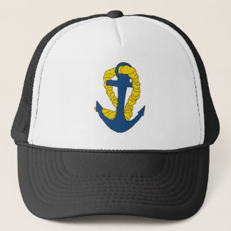 Anchors Away Trucker Hat