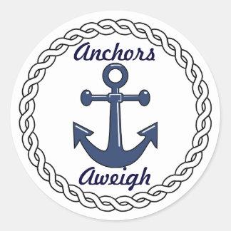 Anchors Aweigh Envelope Seals