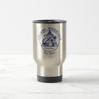 Anchors Aweigh Key West - Insulated Coffee Mug