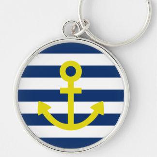 Anchors Aweigh Keychain