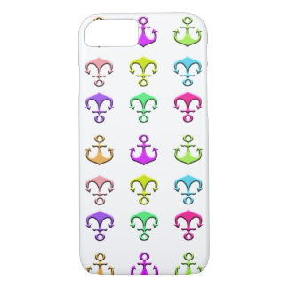 anchors of colors Case-Mate iPhone case