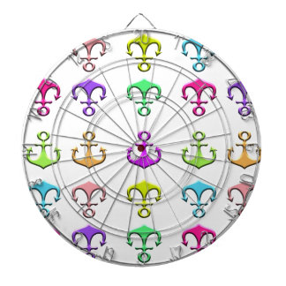 anchors of colors dartboard