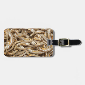 Anchovies Luggage Tag