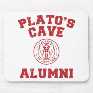 Anciennes élèves Mousepad de la caverne de Platon Tapis De Souris