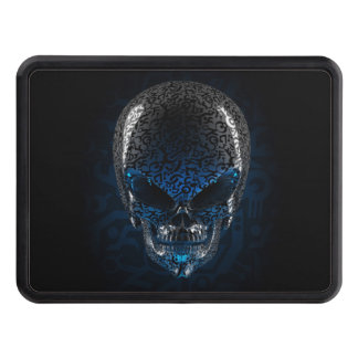 Ancient Alien Skull Hitch Cover
