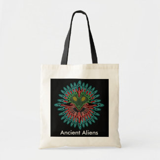 Ancient Alien Tote Bag
