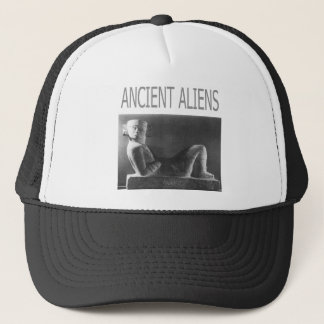 Ancient Aliens Trucker Hat