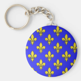 Ancient Armoiries,  France Keychain