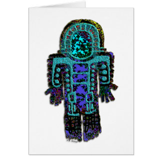 Ancient Astronaut Card