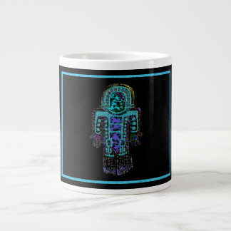Ancient Astronaut Giant Coffee Mug