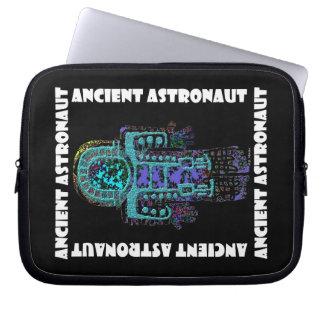 Ancient Astronaut Laptop Computer Sleeve
