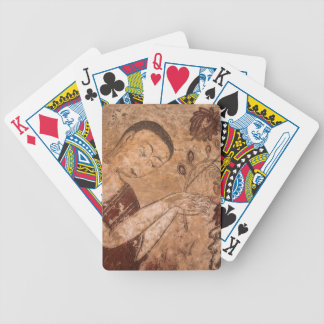 Ancient Buddhist Painting Bicycle Playing Cards