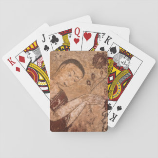Ancient Buddhist Painting Playing Cards