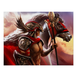 Ancient Centurion Poster