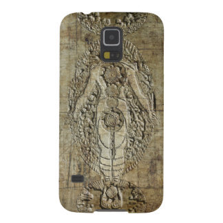 Ancient Chakra Glyph Print Galaxy S5 Cover