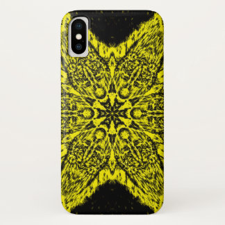 Ancient Chinese Gold Emperor Dragon Star Mandala Case-Mate iPhone Case